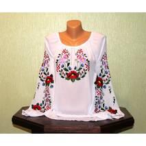 жіноча вишиванка ручної роботи купити  недорого