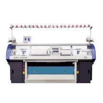 Плосковязальне обладнання для виробів за безшовною технологіею