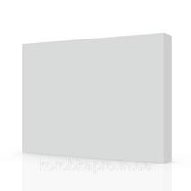 Коробка картонная для постельного белья синяя Luxurious 455х330х60 мм