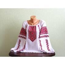 Украинская женская вышиванка ручной работы