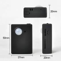 Міні GSM- Сигналізація Leshp Mini x9009 з Датчиком Руху - MMS Камера із Записом Аудіо Відео на Флешку