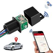 Автомобільний GPS- трекер Реле c Блокуванням Двигуна SinoTrack ST - 907 Original Box Version   Акумулятор, з Безкоштовним Застосуванням Для Відстежування Без Абонплати