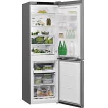 Двокамерний холодильник Whirlpool W7 811i OX