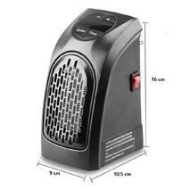 Портативний міні Обігрівач Rovus Handy Heater 450w   Пульт ДУ / Компактний Керамічний Тепловентилятор