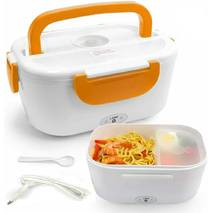 Термо Ланч Бокс з підігріванням The Electric Lunch Box Original - Контейнер Для Розігрівання Їжі від Розетки 220В