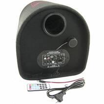 10'' Активний Сабвуфер в Автомобіль Бочка XPLOD BASS POWER 500w   Bluetooth - Колонка в Машину зі Вбудованим Підсилювачем