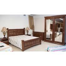 Шкаф купе Палаццо в спальню из массива дерева