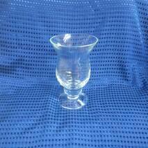 Ваза Бережанский стеклозавод D010 (32-458)