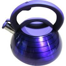 Чайник зі свистком  нержавіючий 3л  059pl  (110-83)