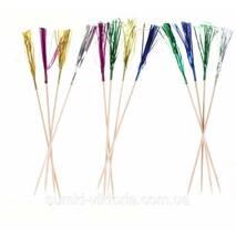 Шпажки бамбуковые  Дождик 10 см Normeta(44-11)