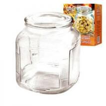 Банка скляна Stenson 2 л для сипких продуктів 0223 (45-286)