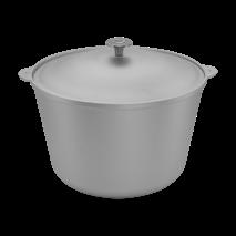 Казан алюмінієвий кухонний  10 л (65-122)