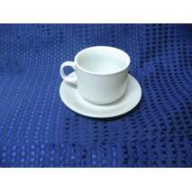 Чашка чайна з блюдцем 250 мл 2500   (29-13)
