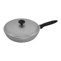 Сковорода алюмінієва  з рифленим дном 270 мм (65-133)