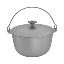 Казан алюмінієвий кухонно-туристичний 3 л (65-109)