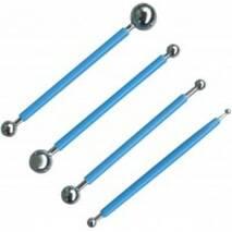 Стеки для моделирования мастики Empire Шарики набор 4 шт 8110 (74-683)