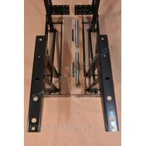 Механизм трансформации стола трансформера BOOK separate
