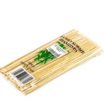 Шампур бамбуковий 15 см  150 х 2,5 мм  100 шт   (44-85)