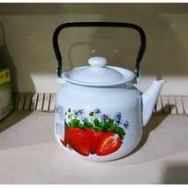 Чайник  емальований 3,5 л  2713/2   (79-95)