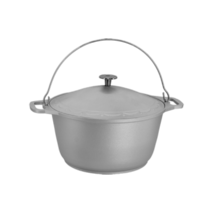 Казан 6 л кухонно-туристичний з дужкою (65-265)