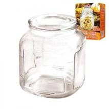 Банка стеклянная  Stenson для сыпучих продуктов 500 мл 0225 (45-289)