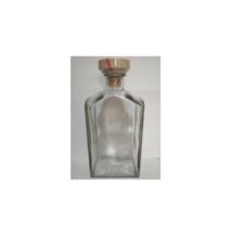 Бутылка Everglass стеклянная  с крышкой 0,7 л Фраска (28-48)