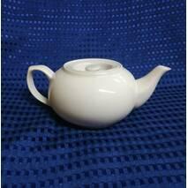 Чайник  керамічний  білий 700 мл 6380875 (8-472)