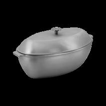 Индюшатница алюмінієва 8 л (65-100)