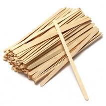 Мішалка одноразова дерев'яна 800 шт   (44-133)