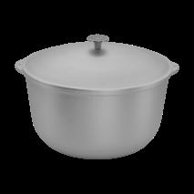 Казан алюмінієвий  кухонно-туристичний 12 л (65-123)