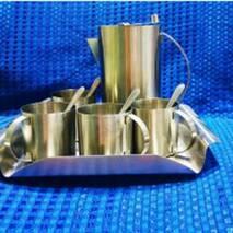Чайний  набір  з нержавіючої сталі  (74-1441)