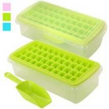 Форма для льоду з контейнером і лопаткою 27*13см  (25-252)