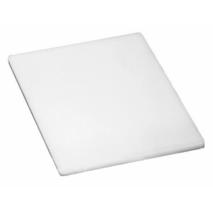 Доска разделочная Empire пластиковая белого цвета 600*400*13 мм  (74-1282)