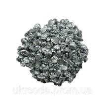 Цинк гранулированный, (чда), фасовка 0,1 кг.