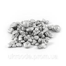 Алюминий гранулированный, (чда), фасовка 0,1 кг.