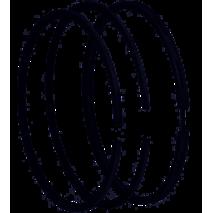 Форд Сиерра 1.6 кольца поршневые стандарт