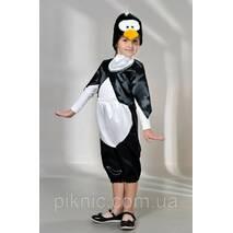 Детский костюм Пингвина для детей 3,4,5,6,7,8 лет Карнавальный костюм на утренник 342