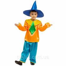 Детский карнавальный костюм Незнайка для мальчиков 5,6,7,8 лет 344