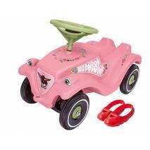 Машинка для катання малюка Квітка із захисними насадками 0056110