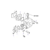 Форд Оріон датчик температури на контролер (включення вентилятора)