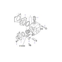 Форд Орион датчик температуры на приборную панель