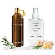 №143 Жіночі духи на розлив  Montale Aoud Forest  110мл