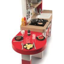 Интерактивная детская кухня с подачей воды Evolutive Smoby 312302