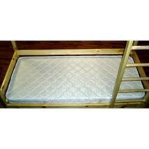 Двох'ярусне ліжко з ящиками 190см