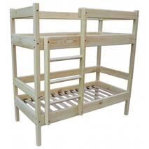 Двухьярусные ліжка сосна 190см