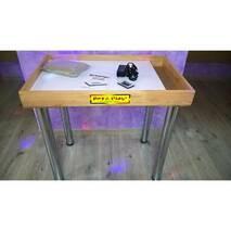 Стол сенсорный для рисования песком с отсеком для песка