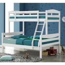 Ліжко тримісне дерев'яна City
