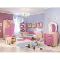 Дитяча кімната для дівчинки Cinderella принцеса (меблі)