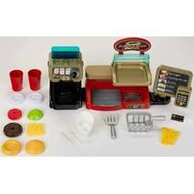 Игровой набор по приготовлению бургеров Klein 7307