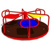 Карусели детские (качели) на детскую площадку Веселье